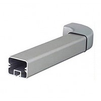 HANDRAIL TUBE PROFILE AA 2309P.MTR 45X35MM.X35MM