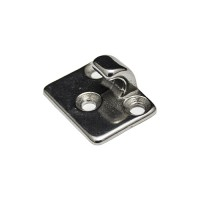 PLATES FOR STAINLESS STEEL PULL FASTENER