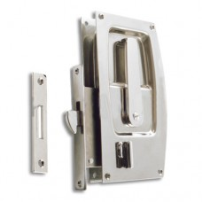 SLIDING DOORLOCK C/W HARDWARE 3838WC BP L