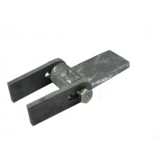 WELDING DOOR HINGES