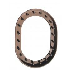 OVAL MANHOLE COVERS AND RINGS