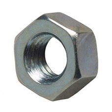 NUT ZINC COATED  STEELM20 DIN934  8.8NUT GALVANIZED