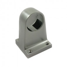 HANDRAIL SUPPORT END ANOD 38MM