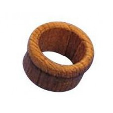DRILL-IN RING TEAK  40MM L=18MM NR.147
