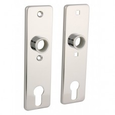 SHORT DOORPLATE 6645Z-75 ESTRSS A PAIR