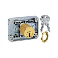 CABINET RIMLOCK CYL JUNIE 2828 NICK-PL KEYED ALIKE