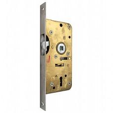 SLIDING DOOR LOCK 1069 SS FRONT PLATE